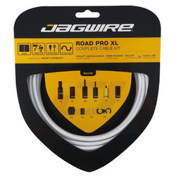 Jagwire Road Pro XL Complete Brake and Shift Cable Set