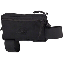 Jandd Stem Bag Zippered Large w/Mudflap