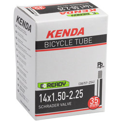 "Stroller Kenda 16/"" x 1.75 2.125 2.35/"" Schrader Valve Inner Tube for Kids Bike"