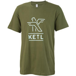 KETL Men's Logo Tee Shirt