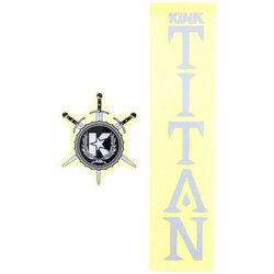 Kink Titan Decals