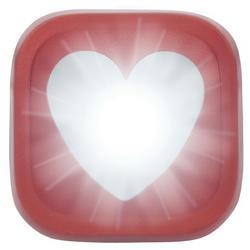 Knog Blinder 1 Heart (Front)