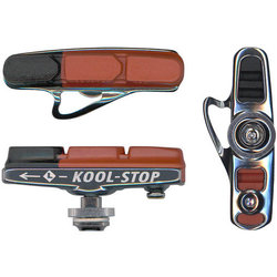 Kool-Stop Dura2 Advanced Holder Brake Pads
