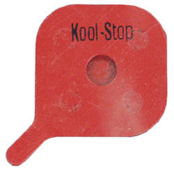 Kool-Stop Steel Disc Pads (Coda)