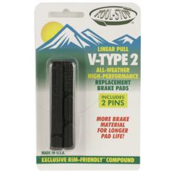 Kool-Stop V-Type 2 Brake Pad Inserts