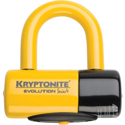 Kryptonite Evolution Series 4 Disc U-Lock