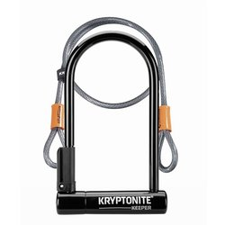 Kryptonite Keeper STD w/4' Flex