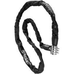 Kryptonite Keeper 411 Combo Chain - Black