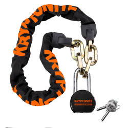 Kryptonite Chain and Moly Chain Lock
