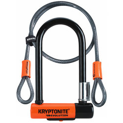 Kryptonite New-U Evolution Mini-7 w/Flex