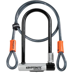 Kryptonite KryptoLok Standard w/ 4' Flex
