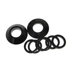 La Casa Aluminum Bottom Bracket Cone Spacer Kit