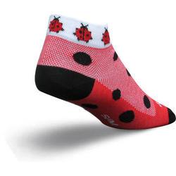 SockGuy Lady Bugs Socks