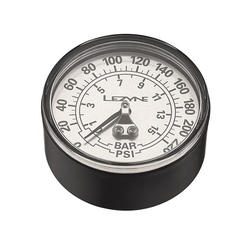 Lezyne 60 PSI 2.5-inch Replacement Dirt Floor Drive Gauge