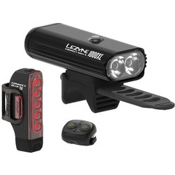 Lezyne Connect Drive Pro 1000XL / Strip Connect Pair