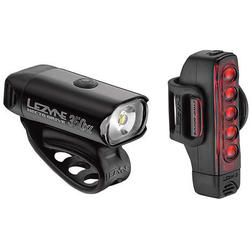 Lezyne Hecto Drive 350XL/Strip Light Set