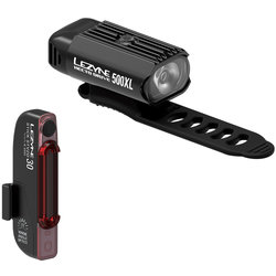Lezyne Hecto Drive 500XL/Stick Pair