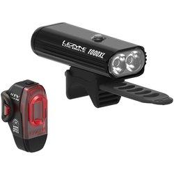 Lezyne Lite Drive 1000XL / KTV Pro Pair