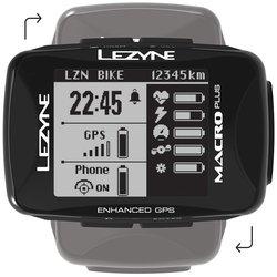 Lezyne Macro Plus GPS