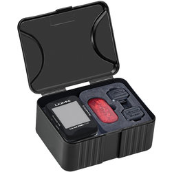 Lezyne Macro Plus GPS Heart Rate/Pro Speed/Cadence Loaded Kit