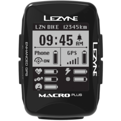 Lezyne Macro Plus GPS Smart Loaded