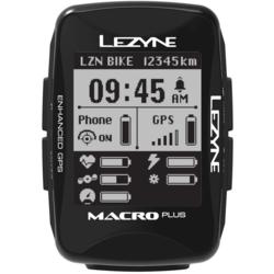Lezyne Macro Plus GPS Smart Loaded
