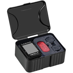 Lezyne Mega C GPS Heart Rate/Pro Speed/Cadence Loaded Kit