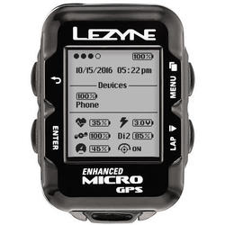 Lezyne Micro GPS HR Loaded