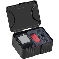 Lezyne Super Pro GPS Heart Rate/Pro Speed/Cadence Loaded Kit