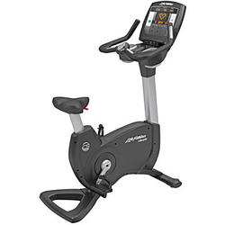 Life Fitness Platinum Club Series Upright Lifecycle (Achieve LED Console)