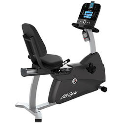 Life Fitness R1 Lifecycle (Track Console)
