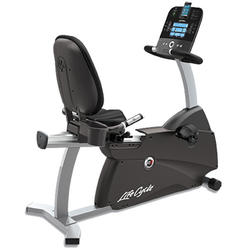 Life Fitness R3 Lifecycle (Track Console)