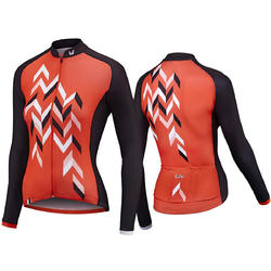 Liv Accelerate Long Sleeve Jersey