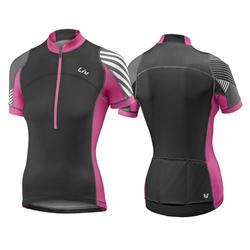 Liv Aqua S/S Jersey - Women's