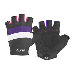 Liv Race Day Short Finger Gloves - Women's