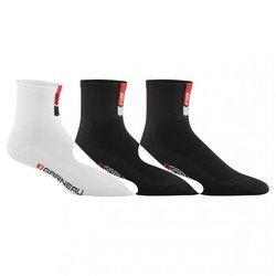 Garneau Conti Cycling Socks (3-Pack)