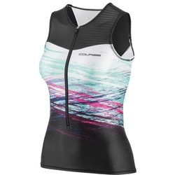 Garneau Women's Course Vector Tri Sleeveless Triathlon Top