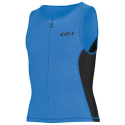 Garneau Jr Comp 2 Sleeveless Triathlon Top