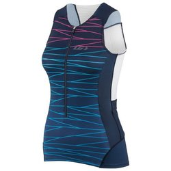 Garneau Women's Pro Carbon Sleeveless Triathlon Top