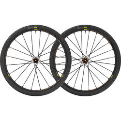 Mavic Allroad Pro UST Disc 6-Bolt WTS Wheelset