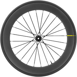 Mavic Comete Pro Carbon SL UST Disc Rear
