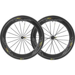 Mavic Comete Pro Carbon SL UST WTS Wheelset