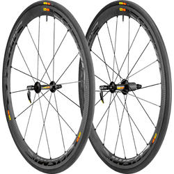 Mavic Cosmic Carbone 40 C Wheel/Tire Set (Clincher)