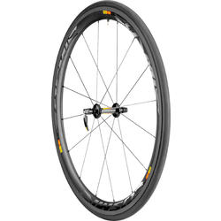 Mavic Cosmic Carbone 40 T Front Wheel/Tire (Tubular)