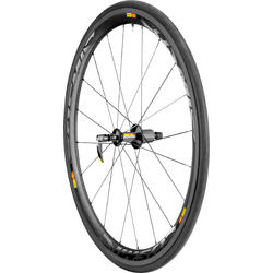 Mavic Cosmic Carbone 40 T Rear Wheel/Tire (Tubular)