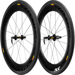 Mavic Cosmic Carbone 80 Wheel/Tire Set