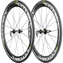 Mavic Cosmic Carbone SLS Wheel/Tire Set