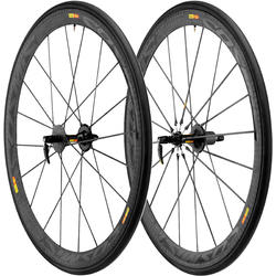 Mavic Cosmic Carbone Ultimate Wheel/Tire Set