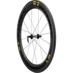 Mavic Cosmic CXR 60 Front Wheel/Tire (Clincher)
