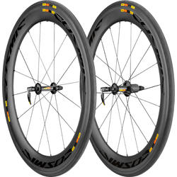 Mavic Cosmic CXR 60 Wheel/Tire Set (Tubular)